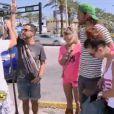 Paddle Board dans les Anges de la télé-réalité 5, lundi 22 avril 2013 sur NRJ12