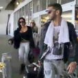 Nabilla et Samir dans les Anges de la télé-réalité 5, lundi 22 avril 2013 sur NRJ12