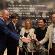 Nicoletta Mantovani, veuve de Luciano Pavarotti et qui veille à sa mémoire, inaugurait le 22 avril 2013 à Verone l'exposition Amo Pavarotti consacrée au regretté ténor, qui se tient au Palazzo Forti jusqu'en septembre.