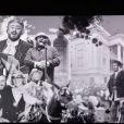 Image de l'exposition Amo Pavarotti, qui s'ouvrait le 23 avril 2013 au Palazzo Forti de Verone, au lendemain de son inauguration par Nicoletta Mantovani, veuve du ténor.