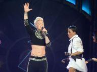 Pink : Retour fracassant et sportif sur scène après son concert annulé