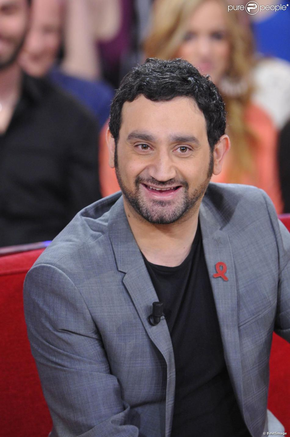 Cyril Hanouna en avril 2013 à Paris