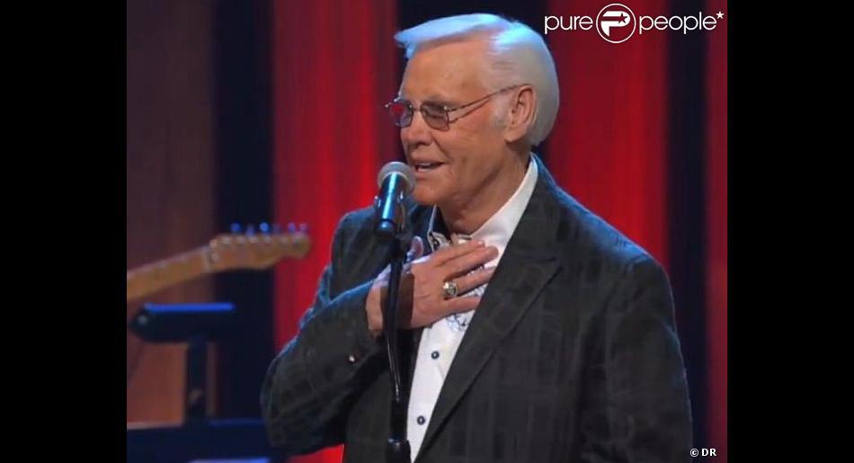 La légende de la country George Jones est mort vendredi 26 avril 2013 à lâge de 81 ans.