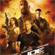 Affiche officielle de G.I. Joe : Conspiration.