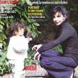 Rachida Dati en couverture de Paris Match, mai 2010.