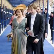 Princesse Aimée : Enceinte, elle pare son baby bump pour le roi Willem-Alexander