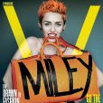 Miley Cyrus prend la posesur trois couvertures différentes pour V Magazine dans son édition de l'été 2013.
