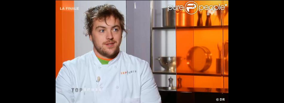 Florent, finaliste philosophe - Epreuve des food trucks, Top Chef 2013, la finale, lundi 29 avril 2013 sur M6