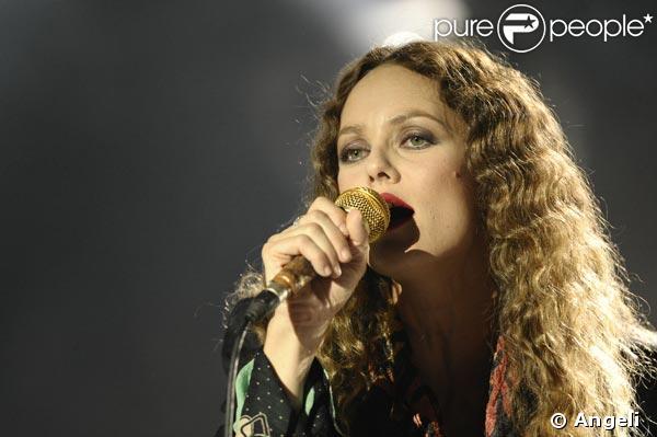 Vanessa Paradis aux Francofolies