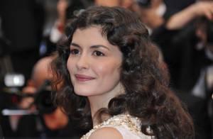 Cannes 2013 : Audrey Tautou et sa belle histoire d'amour cannoise