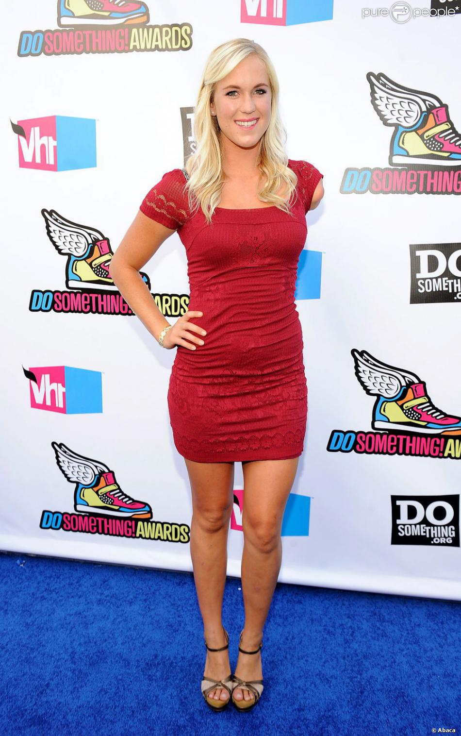 Bethany Hamilton en août 2011 aux Do Something Awards à Hollywood