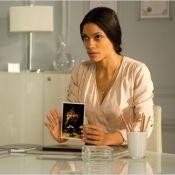"""Rosario Dawson nue avec Vincent Cassel : ses """"complexes"""" face à Monica Bellucci"""