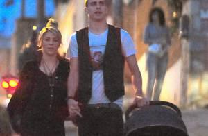 Shakira-Gerard Piqué: Sortie amoureuse avec leur petit Milan malgré la tristesse