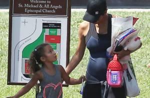Halle Berry : Enceinte, mais toujours sportive et complice de sa fille Nahla