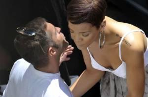 PHOTOS : Rihanna, nouveau look qui décoiffe !