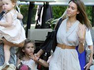 Jessica Alba : Fête des Mères en famille pour un moment gourmand
