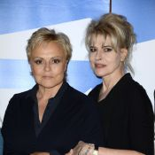 Muriel Robin, Fanny Ardant: Tout en complicité pour présenter Le clan des Lanzac