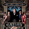 Affiche du film Gatsby le Magnifique, en salles le 15 mai 2013