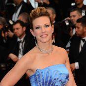 Cannes 2013 : Lorie surprenante et flashy face à Ludivine Sagnier romantique