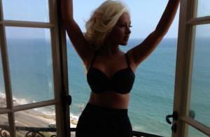 Christina Aguilera : Très amincie et sensuelle, elle revient au top !