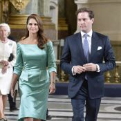 Princesse Madeleine et Chris O'Neill : Rayonnants pour la publication des bans !