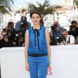 """Bérénice Bejo habillée par Louis Vuitton, lors du photocall du film """"Le Passé"""" au 66e Festival International du Film de Cannes le 17 mai 2013"""
