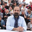 "Asghar Farhadi lors du photocall du film ""Le Passé"" au 66e Festival International du Film de Cannes le 17 mai 2013"
