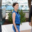"""Bérénice Bejo lors du photocall du film """"Le Passé"""" au 66e Festival International du Film de Cannes le 17 mai 2013"""