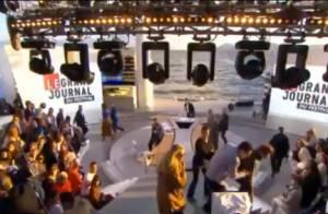 Cannes 2013: Emma Watson et Daniel Auteuil dans un Grand Journal du grand effroi