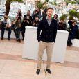Justin Timberlake lors du photocall du film Inside Llewyn Davis au Festival de Cannes le 19 mai 2013