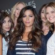 """Camila Alves présente le """"INC Fashion Show"""" à Las Vegas, le 18 mai 2013."""