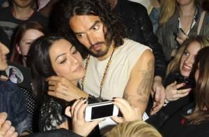 Russell Brand : Comique star, l'ex de Katy Perry en mode serial lover à Londres