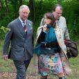 Le prince Charles à Langenburg le 27 mai 2013
