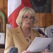 Camilla Parker Bowles à Paris : 'Rouillée' mais parfaite en français pour Emmaüs