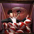 EXCLU : deuxième image du générique de Secret Story 7 - le fameux jeu des pinces