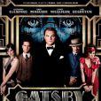 Affiche du film Gatsby le Magnifique.