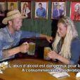 Aurélie et Benjamin dans les Anges de la télé-réalité 5, mardi 7 mai 2013 sur NRJ12