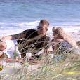 Le beau Benjamin et la Belge Aurélie se rapprochent de plus en plus dans Les Anges de la télé-réalité 5. Aujourd'hui, ils veulent un bébé