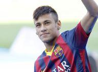 Neymar : Reçu comme un roi au FC Barcelone, sous les yeux de sa sublime Bruna