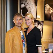 Paul Belmondo et sa femme Luana : Complices, ils s'écrivent des mots d'amour