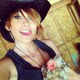 Paris Jackson s'est affichée avec des animaux sur son profil Instagram, le 27 mai 2013.