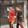 Le prince Harry était témoin au mariage de son frère William et de Kate Middleton le 29 avril 2011 à Westminster.