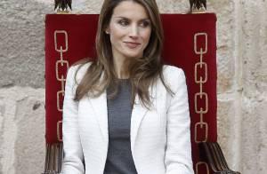 Letizia d'Espagne: Belle complice de son Felipe philosophe au monastère de Leyre