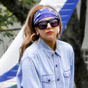 Lady GaGa : La ligne retrouvée, elle s'affiche en bikini !