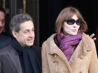 Carla Bruni : Nicolas Sarkozy de retour en politique? ''Je ne préférerais pas''