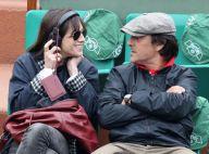 Roland-Garros 2013 : Charlotte Gainsbourg et Yvan Attal, amoureux de la finale