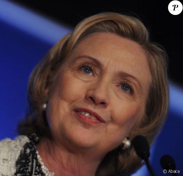 Hillary Clinton à New York le 6 mai 2013.