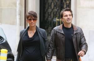 Halle Berry enceinte : Radieuse et amoureuse à Paris, au bras d'Olivier Martinez