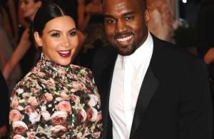 Kim Kardashian maman : Kanye West et elle sont parents d'une petite fille !