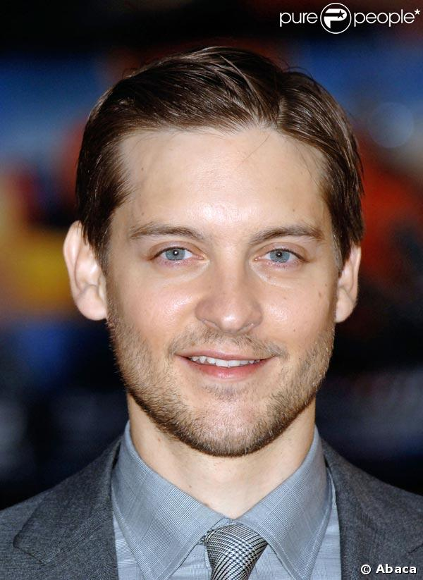 'Spiderman' vient en a... Tobey Maguire Facebook